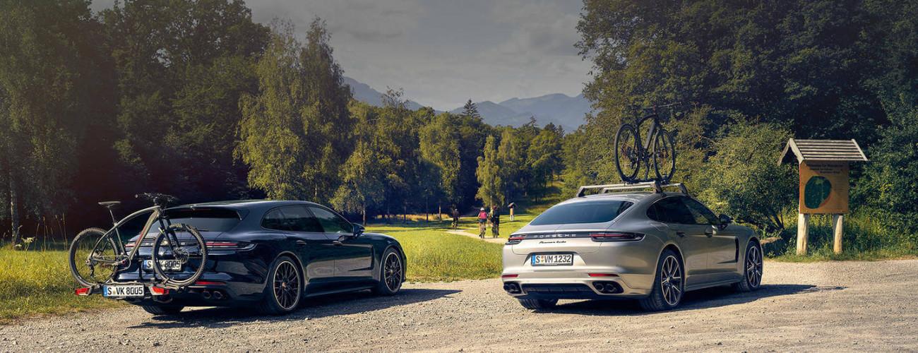 Porsche Tequipment.