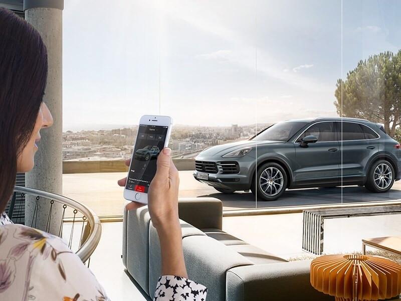 Nuova Porsche Service App