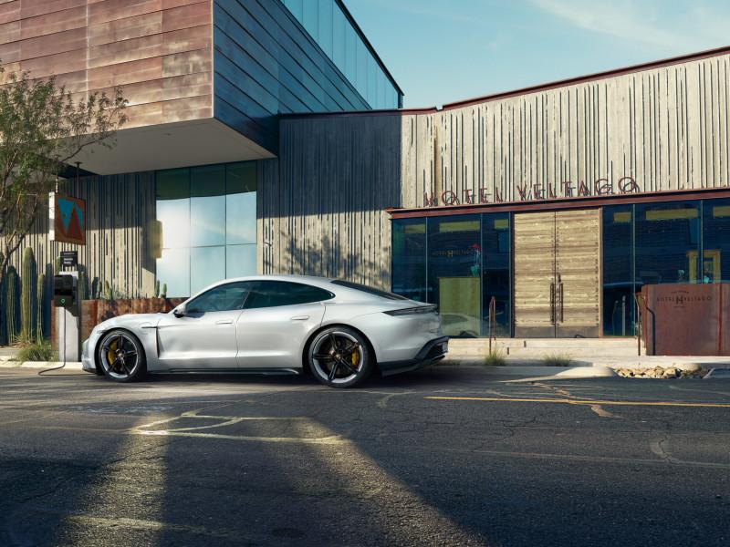Porsche E-Performance.