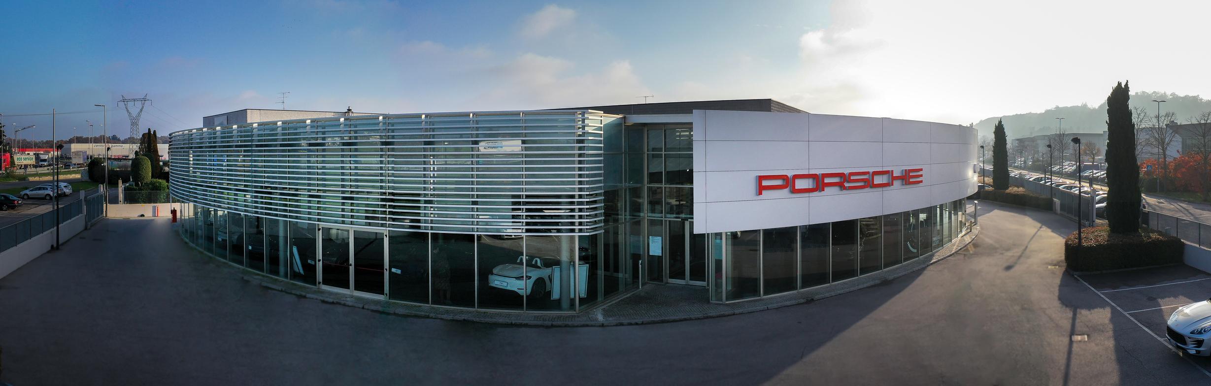 Centro Porsche Brescia