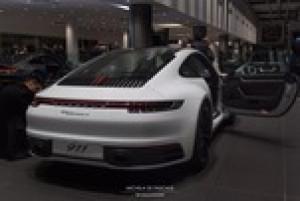 Presentazione Nuova Porsche 911 13-03-2019