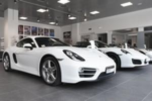 Centro Assistenza Erre Esse Porsche Genova