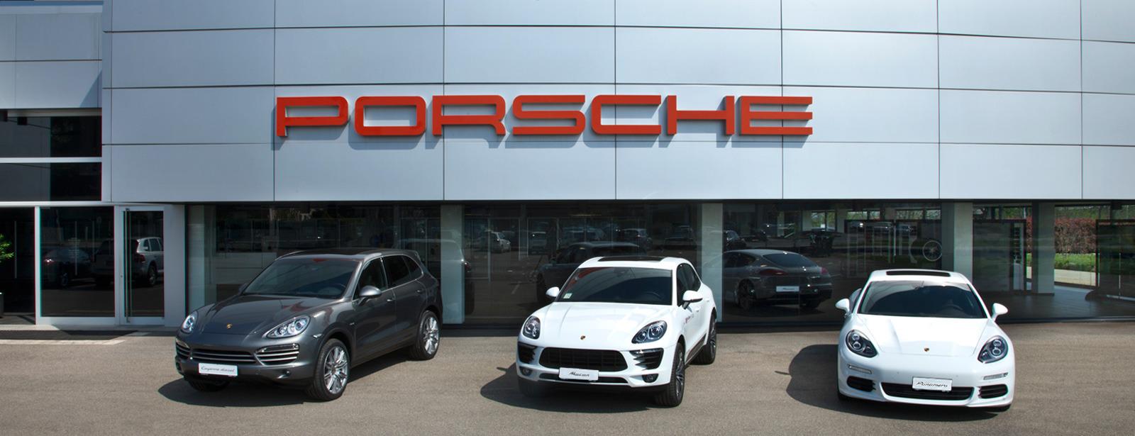 Centro Porsche Alessandria
