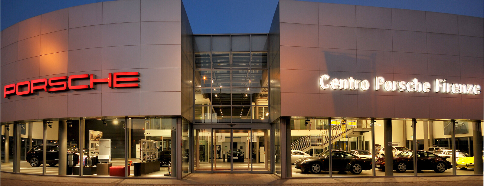 Centro Porsche Firenze