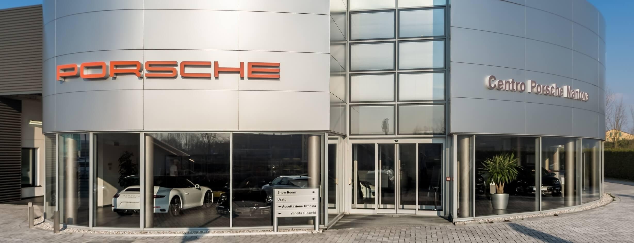 Centro Porsche Modena