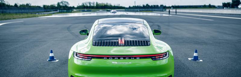Corsi di guida Porsche ICE Experience
