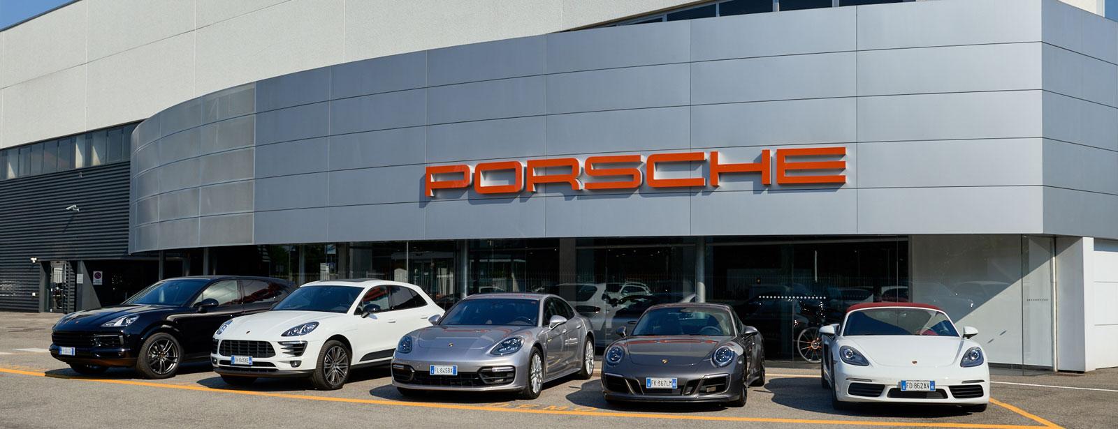 Centro Porsche Milano Est