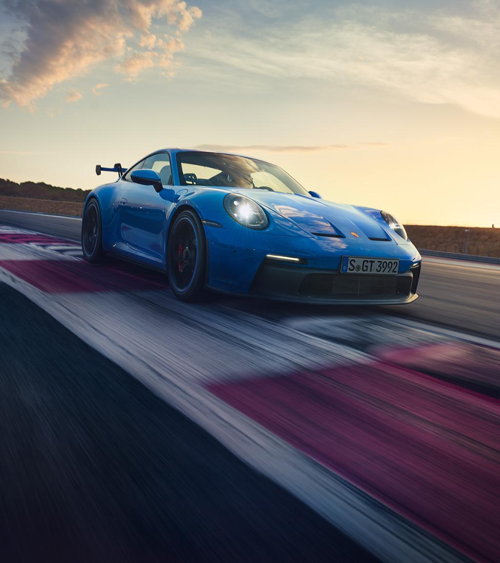 La Nuova 911 GT3