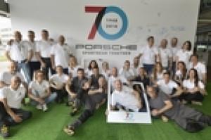 Sportscar Together Day: Porsche festeggia 70 anni!