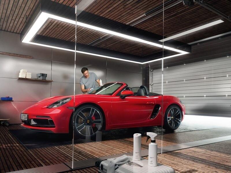 Porsche Tequipment, accessori Porsche