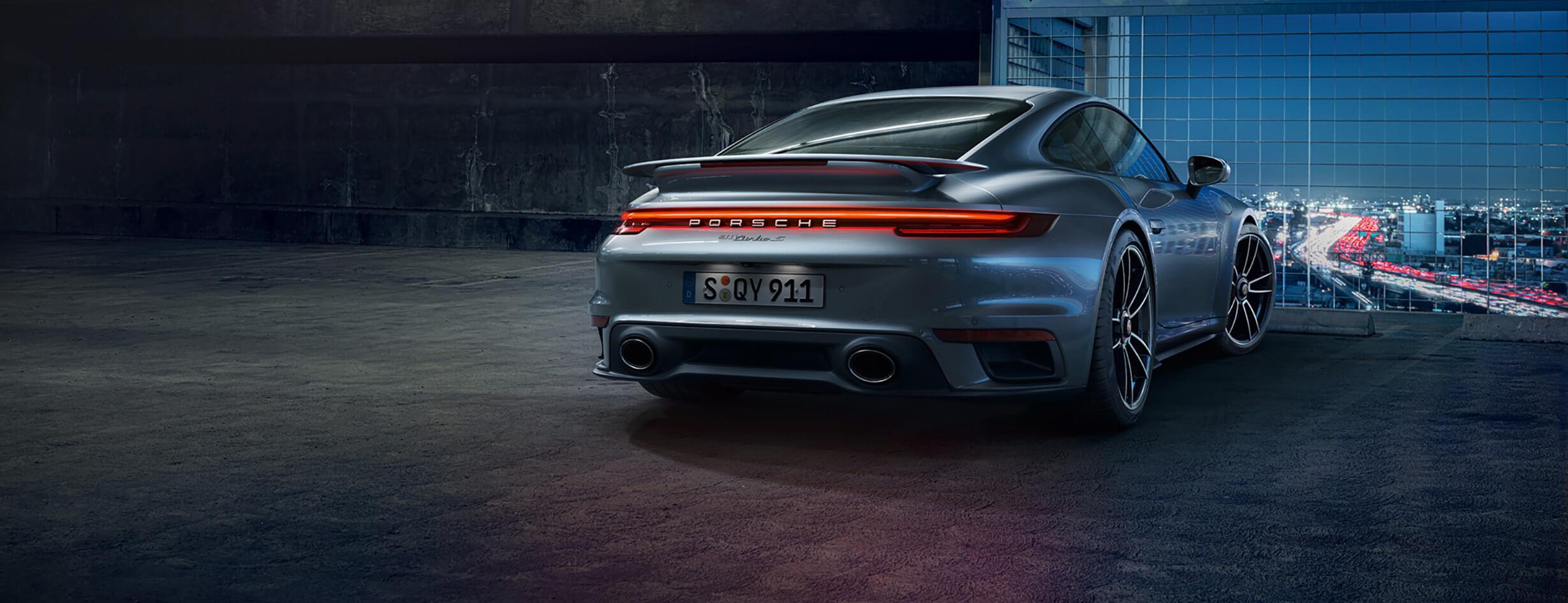 Nuovi modelli 911