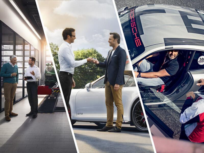 Lasciaci un commento e riceverai il 10% di sconto su accessori Porsche Driver's Selection