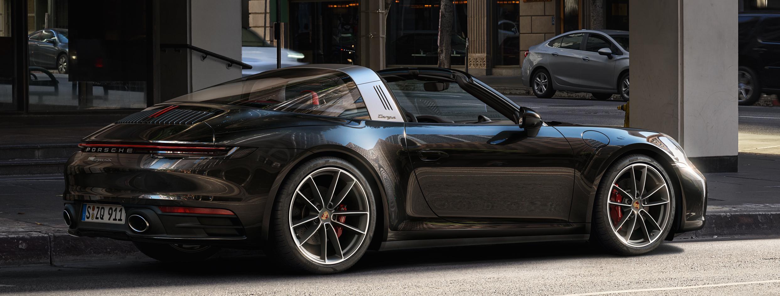 La Nuova 911 Targa 4S