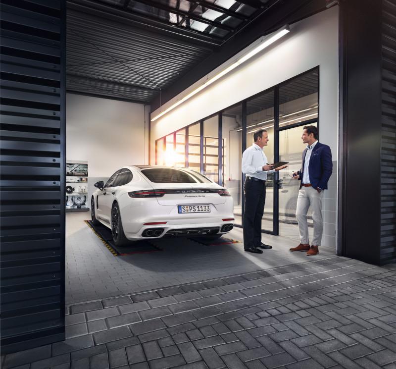 Siamo interessati alla tua Porsche
