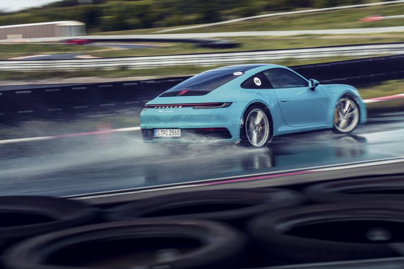 Porsche Experience Day.