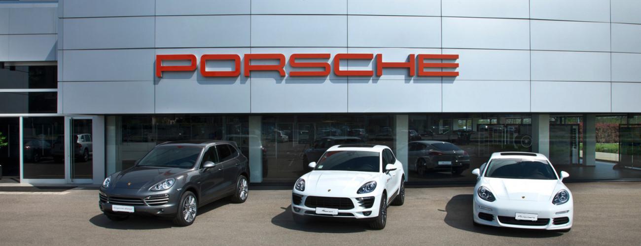 Centro Porsche Alessandria.
