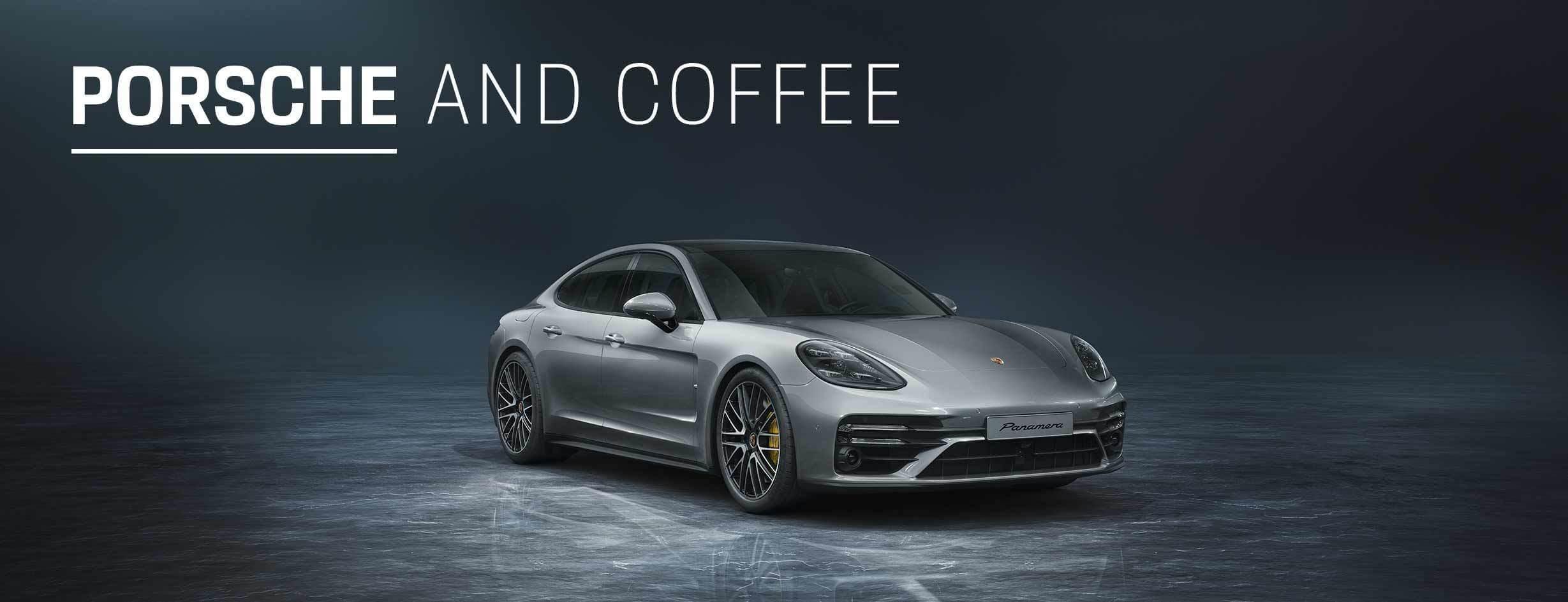 Presentazione nuova Porsche Panamera