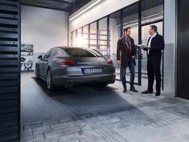 Desideri vendere la tua Porsche? Contattaci!