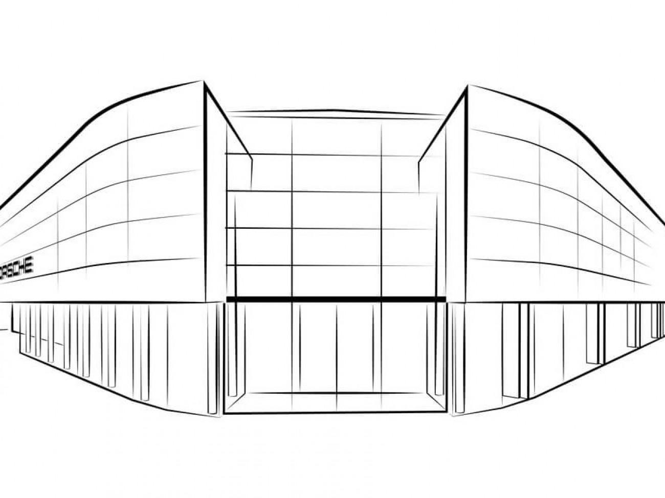Centro Porsche Trento.