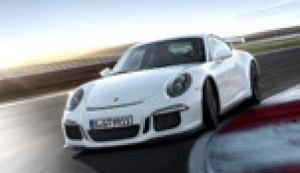 Porsche Driving School
