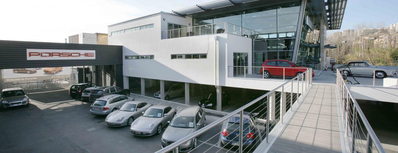 Centro Assistenza Porsche Trieste