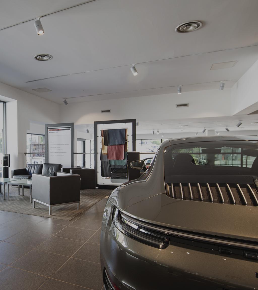 Concessionaria Centro Porsche Varese