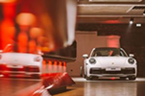 Gallery presentazione nuova Porsche 911