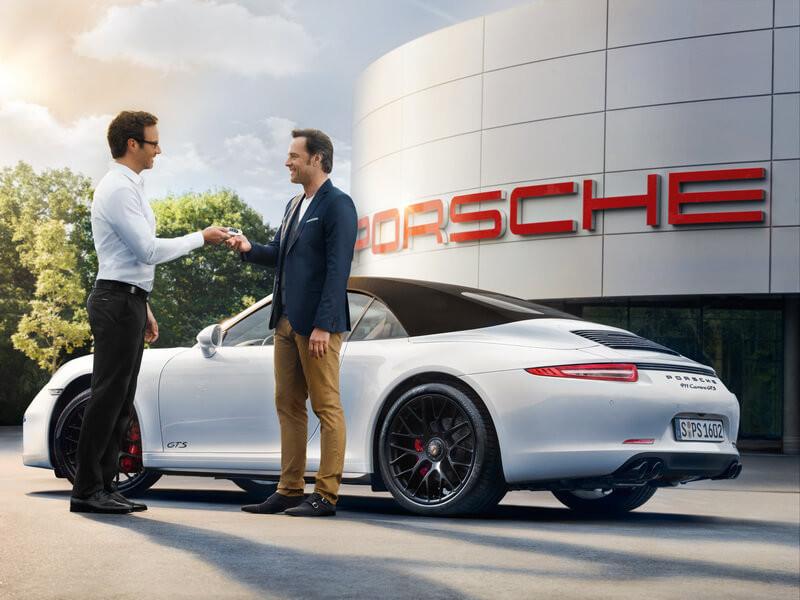 Usato Porsche Approved