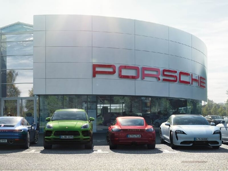 Scopri le vetture disponibili al Centro Porsche