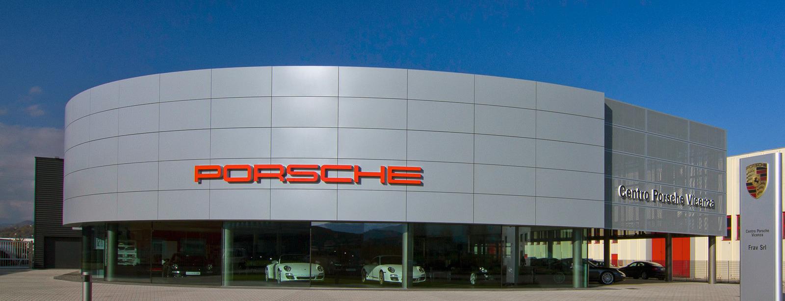 Centro Porsche Vicenza.
