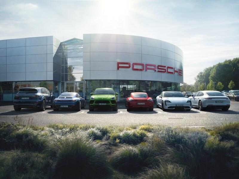 Centro Porsche Vicenza
