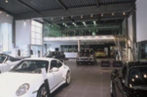 Tour virtuale del Centro Porsche Vicenza