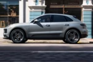 Presentazione nuova Porsche Macan 06/12/2018