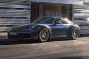 Presentazione nuova Porsche 911 Carrera 14/03/2019
