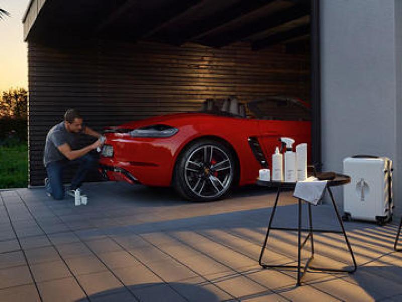 Ricerca accessori Porsche Tequipment