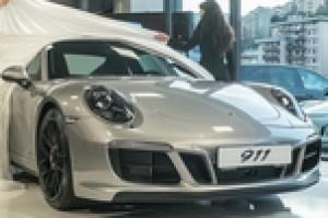 Presentazione della nuova 911 GTS al Centro Porsche Genova