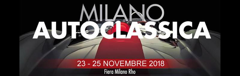 Fiera Milano AutoClassica - 23/24/25 novembre