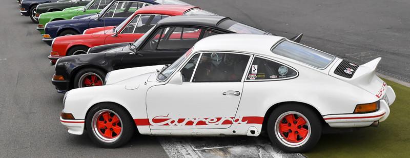 Nasce il Porsche Classic Team Milano Est