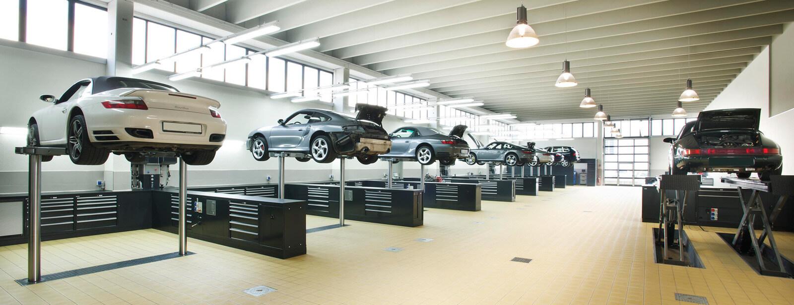 Centro Assistenza Porsche Padova Ovest