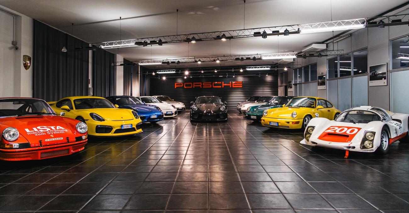 Centro Assistenza Porsche Milano Sant'Ambrogio