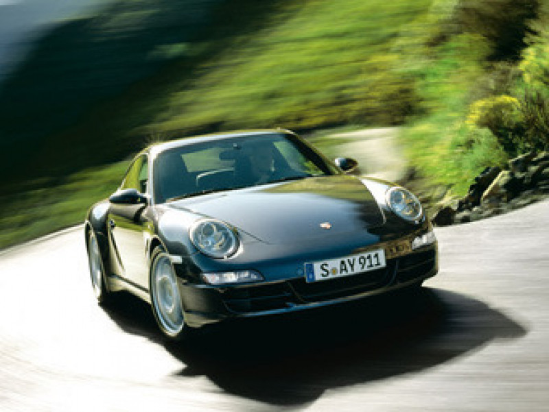Programma usato Porsche Approved