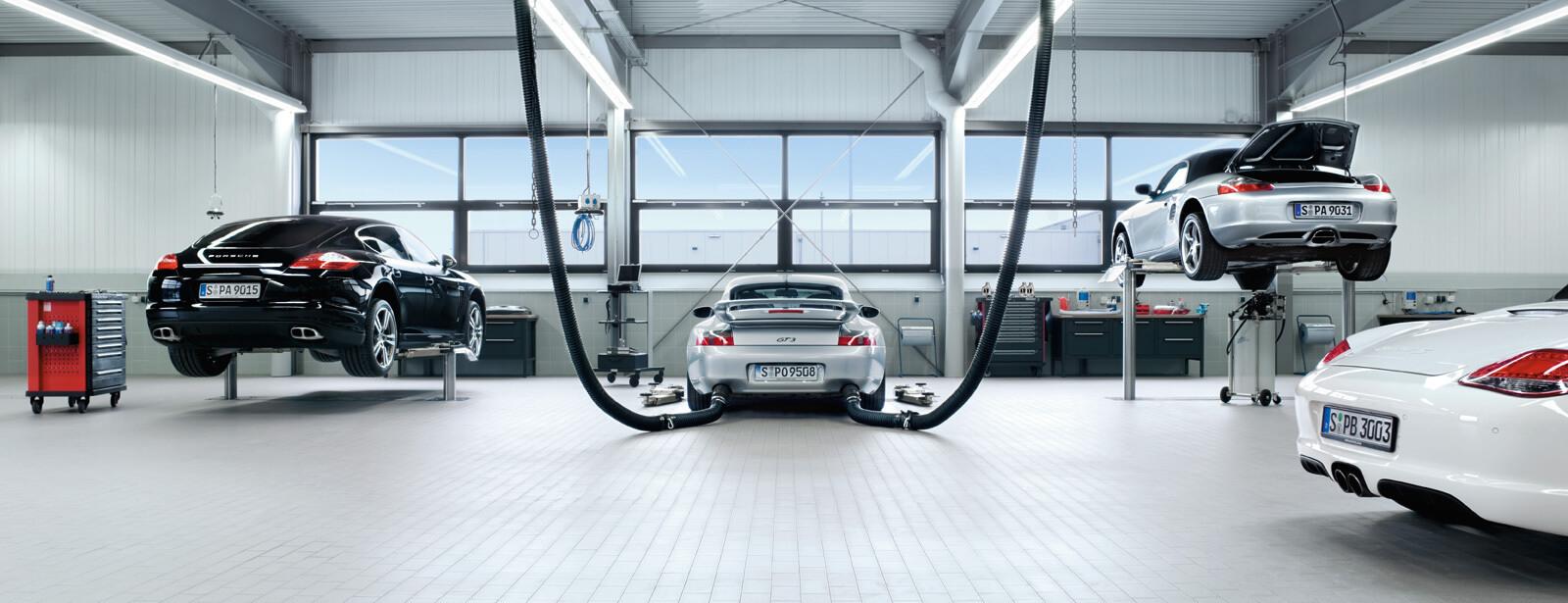 Centro Assistenza Porsche Palermo