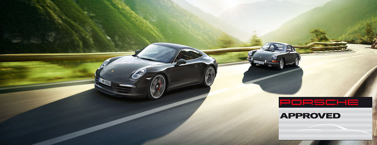 Leasing Usato Porsche Approved.
