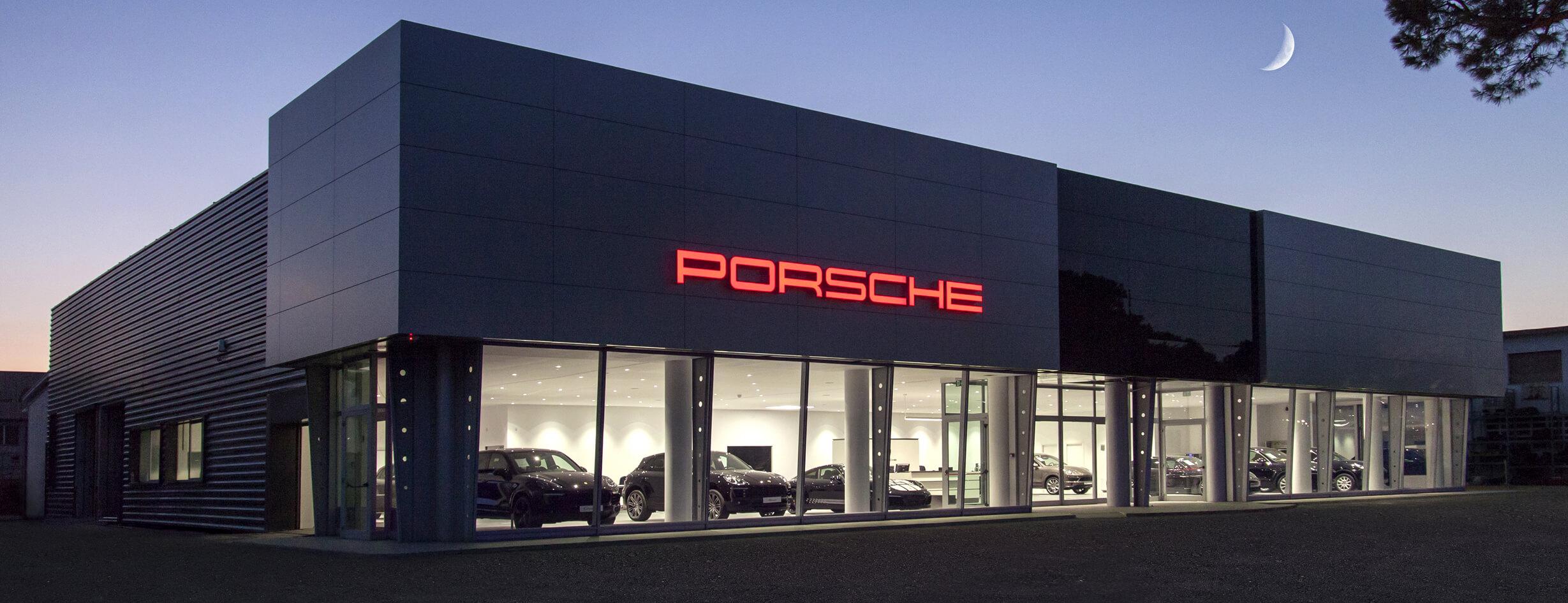 Centro Assistenza Porsche Ancona