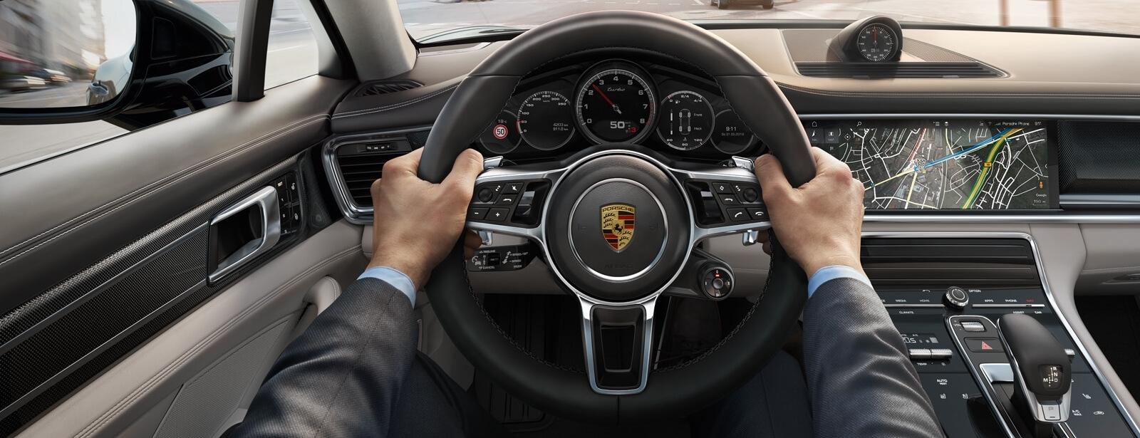 Anche le App guidano volentieri le auto sportive.