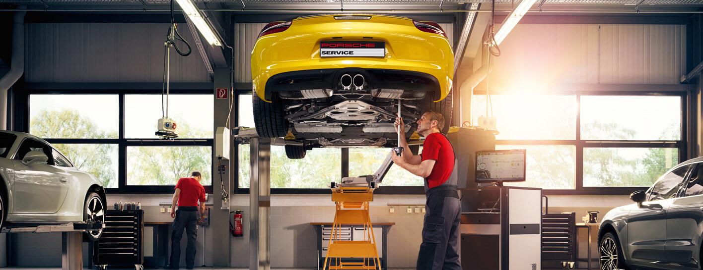 Centro Assistenza Porsche Cosenza