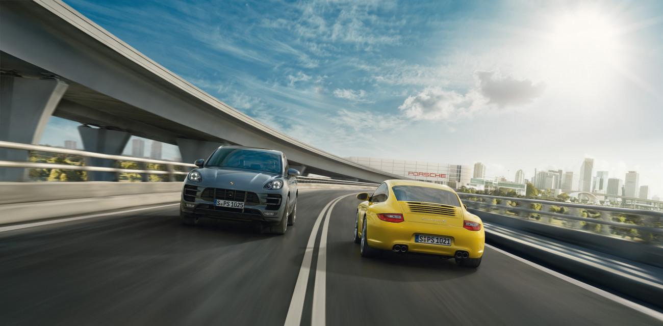 Rinnova la tuaGaranzia Porsche Approved.