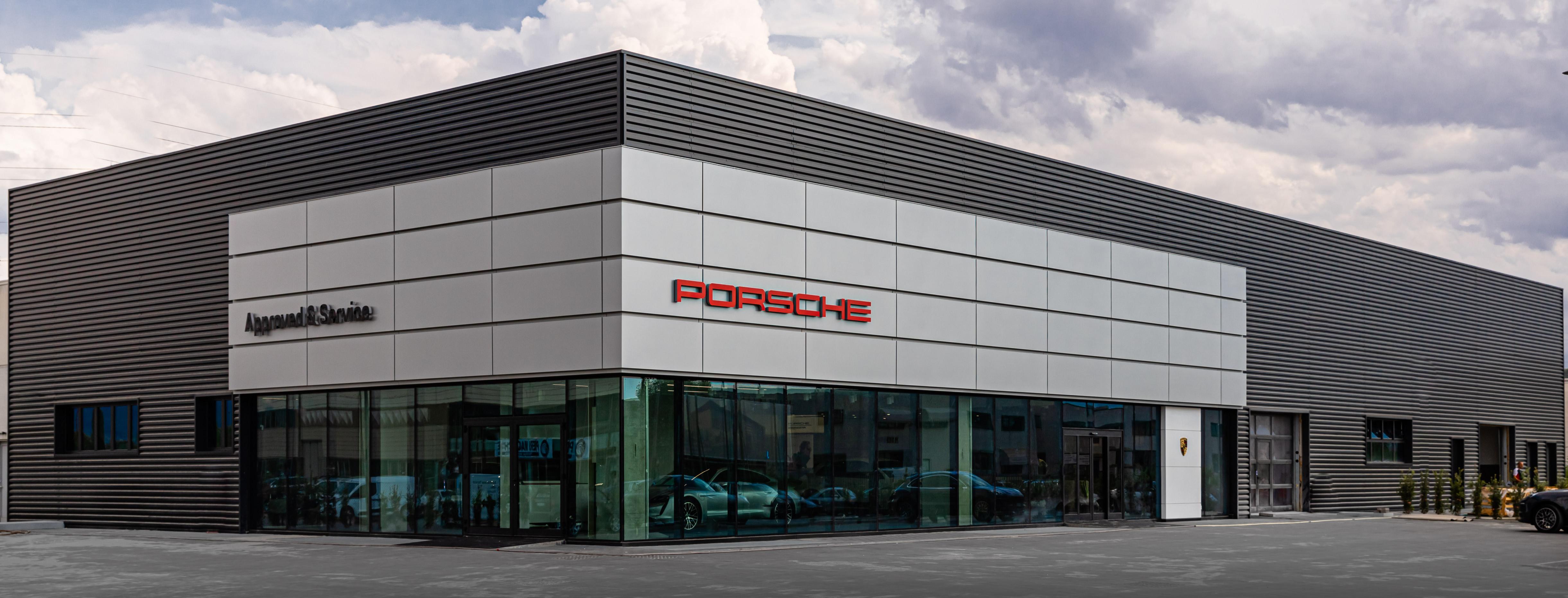 Centro Porsche Approved & Service Arezzo