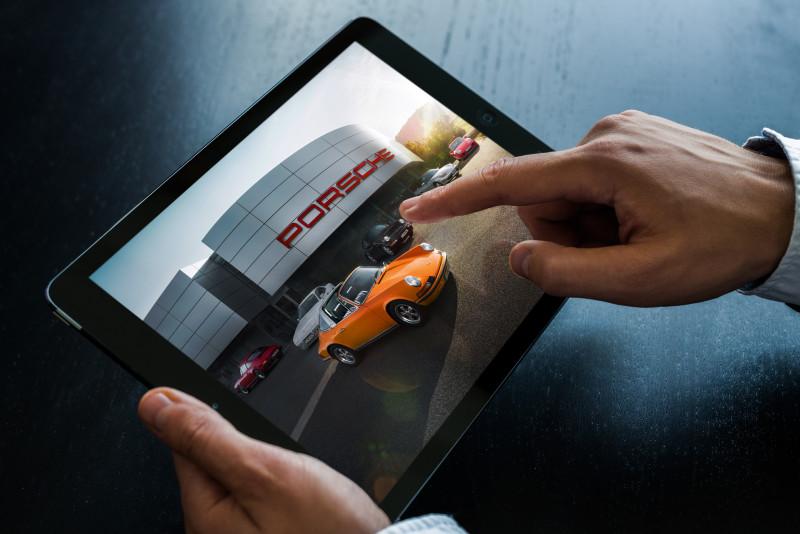 Digital Porsche Approved Day