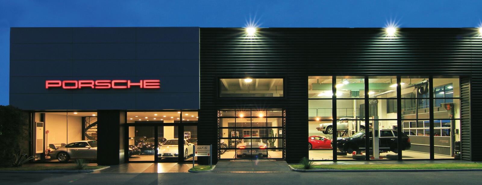 Centro Assistenza Porsche Sanremo